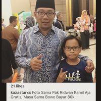 Singgung Bowo 'Tik Tok', Ridwan Kamil: Bukan Sindir Pak Prabowo