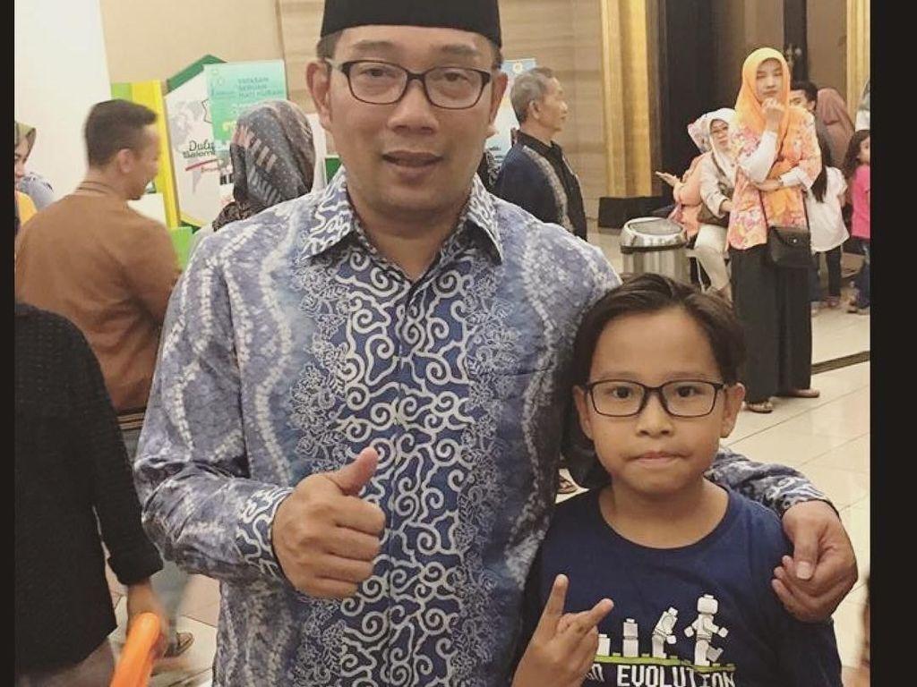 Ridwan Kamil Singgung Bowo Tik Tok, Netizen Bawa-bawa Prabowo