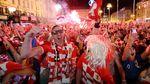 Pesta Warga Kroasia di Zagreb
