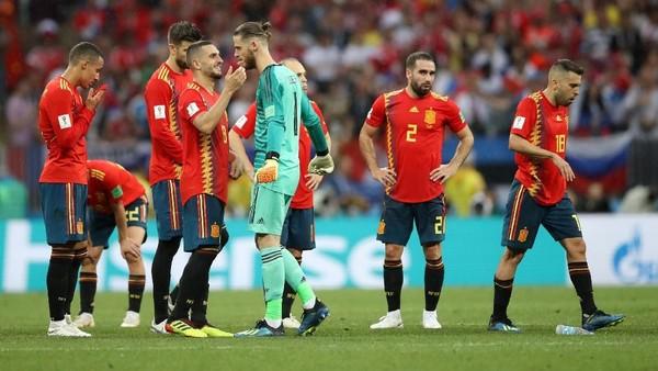 Spanyol Memang Tak Jago Adu Penalti