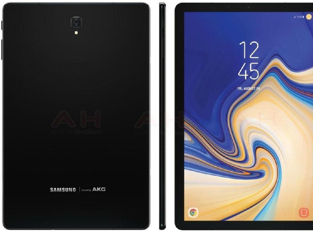 Inikah Tampang Tablet Anyar Samsung?