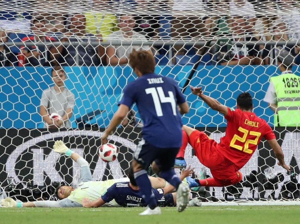 Video: Gol Chadli Balikkan Keadaan, Belgia 3-2 Jepang