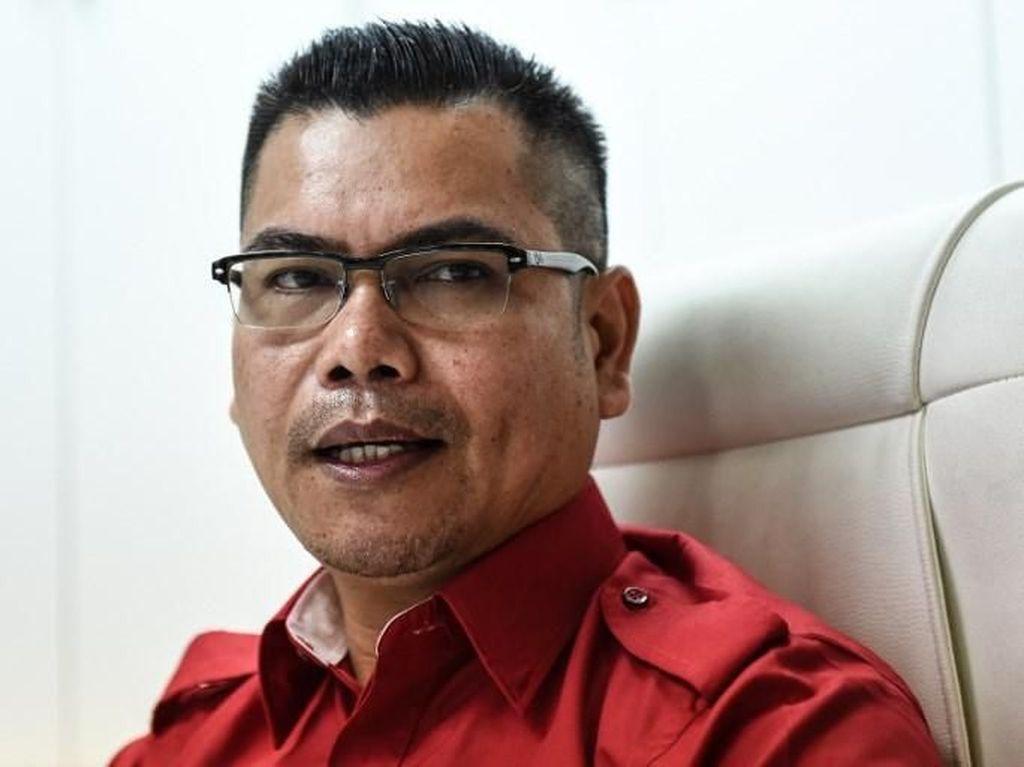 Ini Jamal Yunos, Politikus Malaysia yang Ditangkap di Tebet