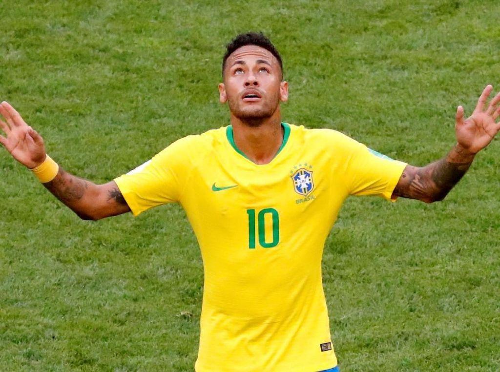 Babak 16 Besar Piala Dunia 2018: Panggungnya Para Striker Mahal PSG