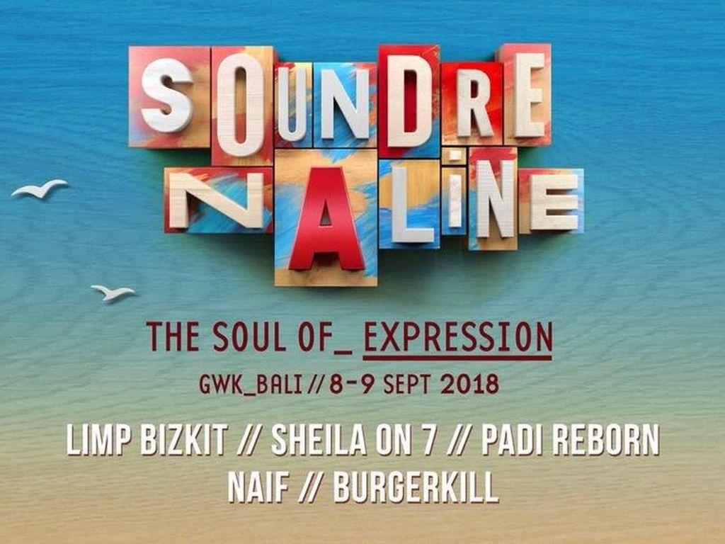 Siap Kembali Bersenang-senang di Soundrenaline 2018?
