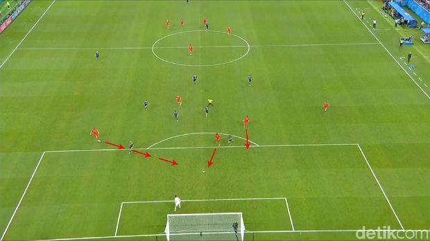 Tanpa Menyentuh Bola, Lukaku Adalah Kunci Gol Kemenangan Belgia atas Jepang