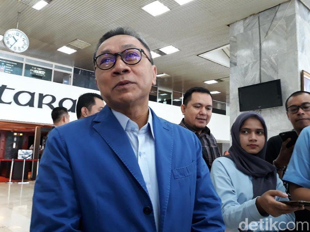 Saran Zulkifli ke Prabowo-Sandiaga Jelang Debat: Nyanyi dan Makan Enak