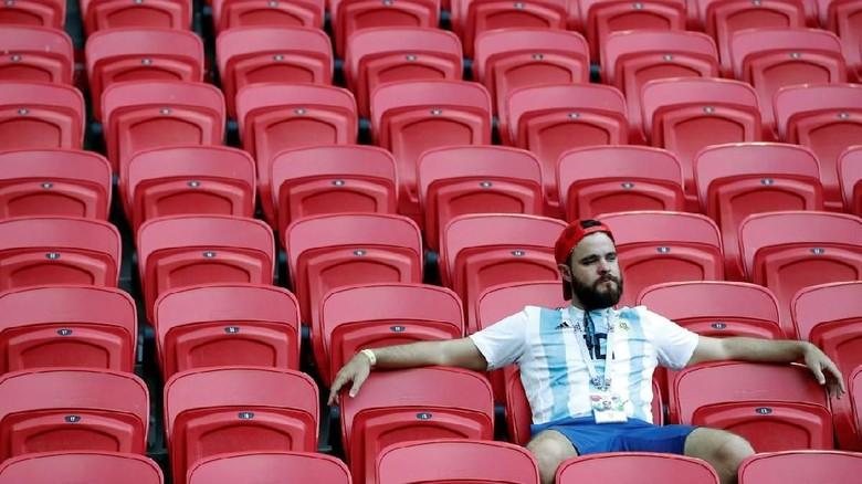 Maaf, Kami Hanya Mendukung Argentina