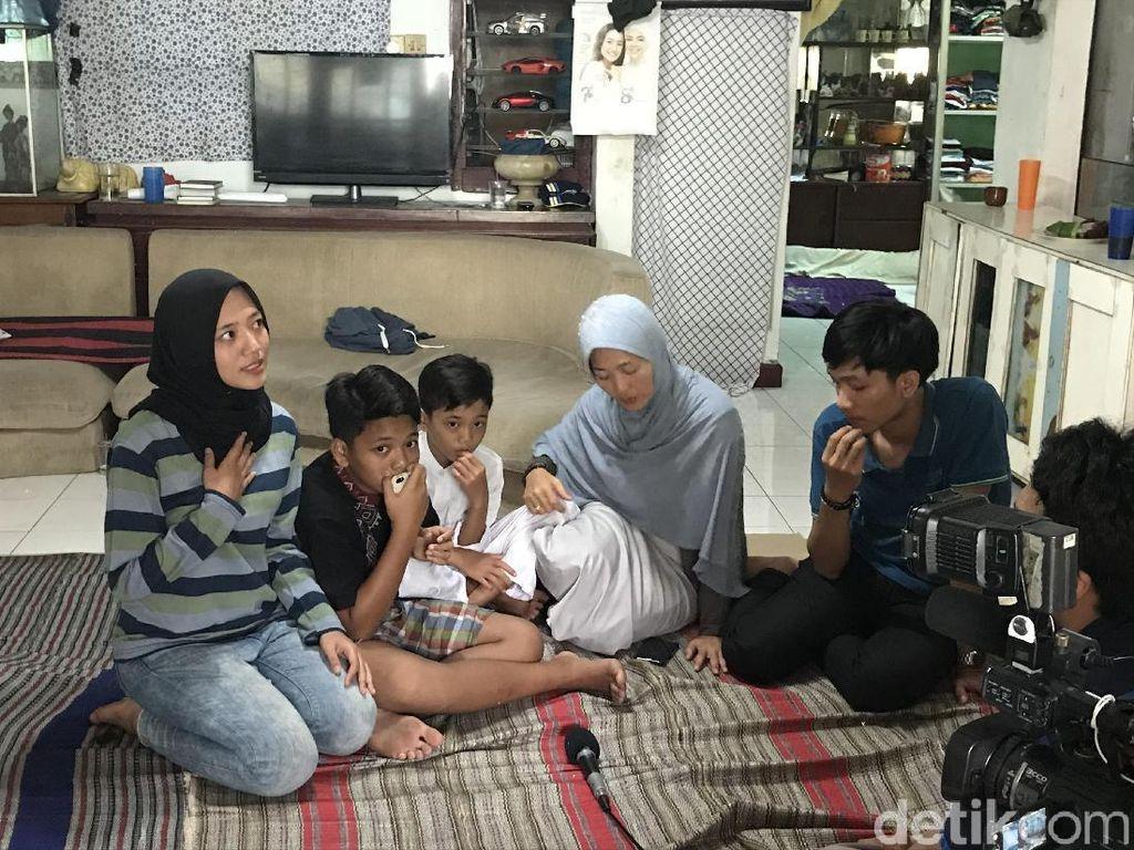 Sosok Arief Rivan di Mata Sang Anak
