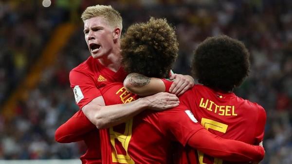 Brasil Bak Laga Final Bagi Belgia