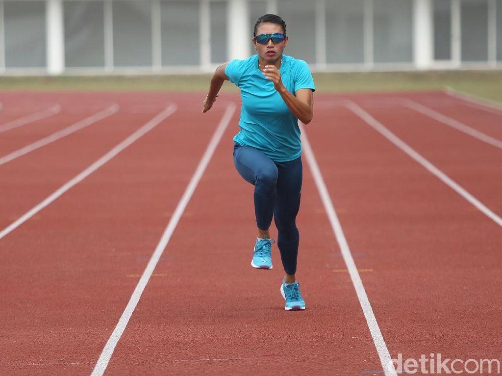 Maria Londa Mengejar Emas Kedua di Asian Games 2018