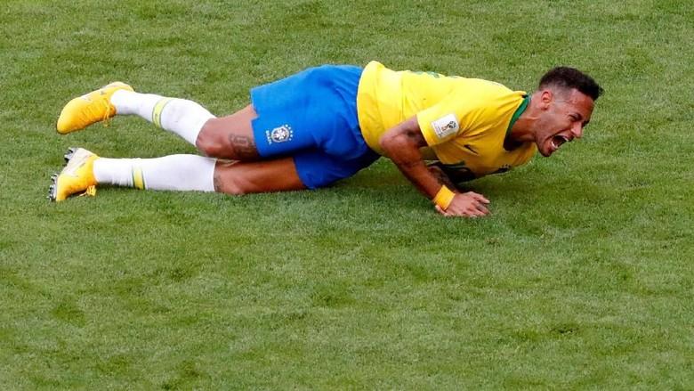 Seni Peran ala Neymar