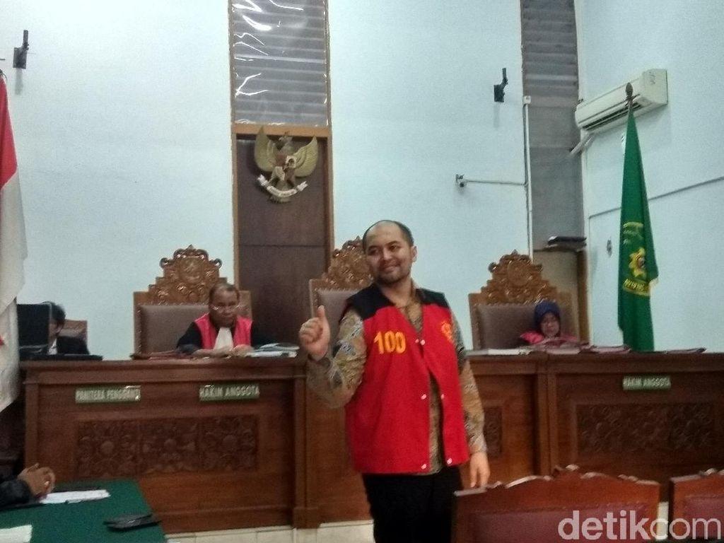 Arseto Suryoadji, dari Bahas Undangan Jokowi hingga Dituntut Bui