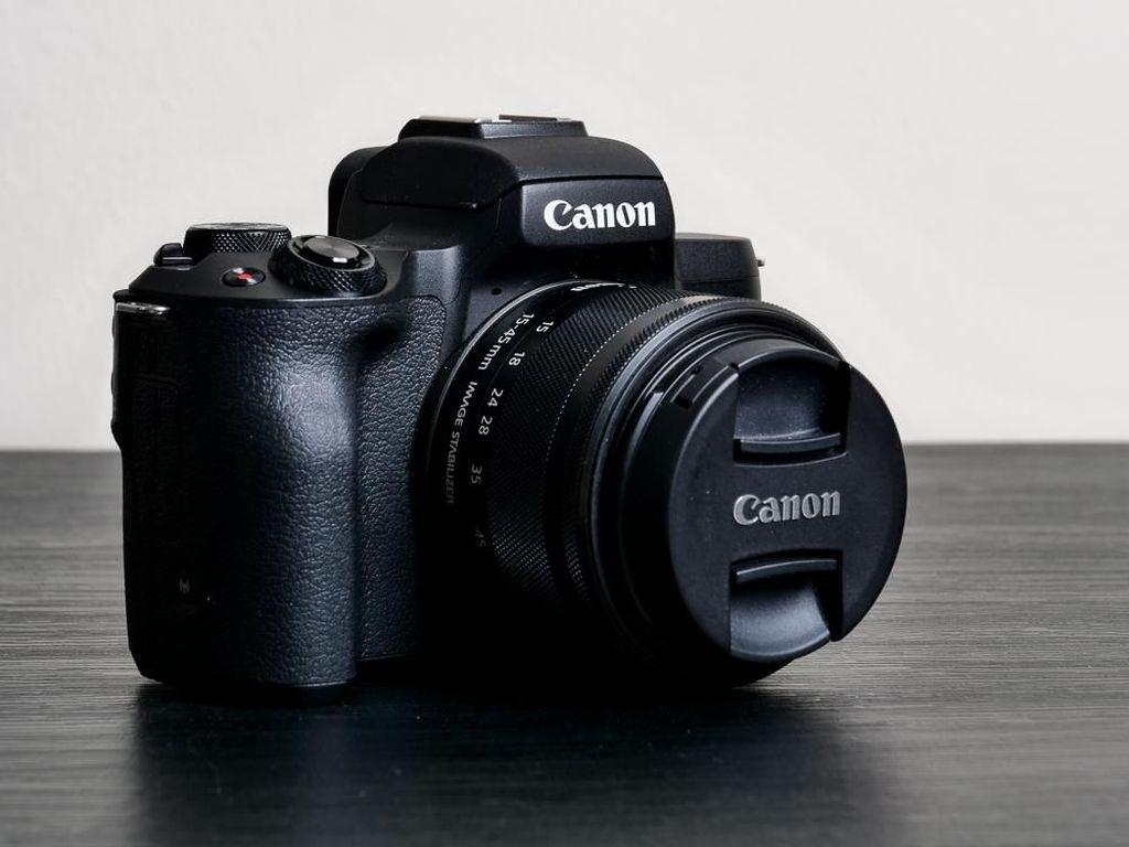 Canon M50, Kamera Buat Pemula Fotografi