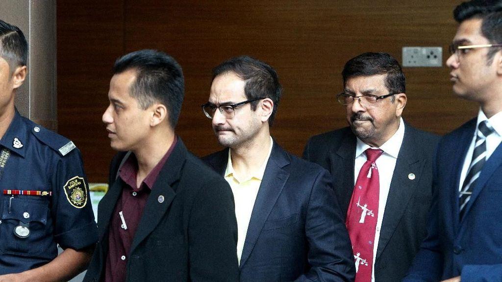 Momen Putra Tiri Najib Ditanyai Komisi Antikorupsi Terkait 1MDB
