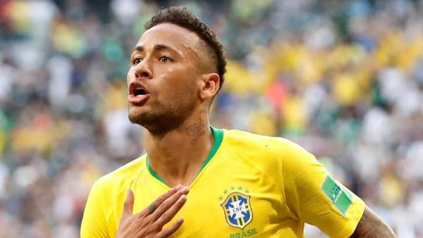 Neymar Lebih Efisien daripada Messi dan Ronaldo di Piala Dunia