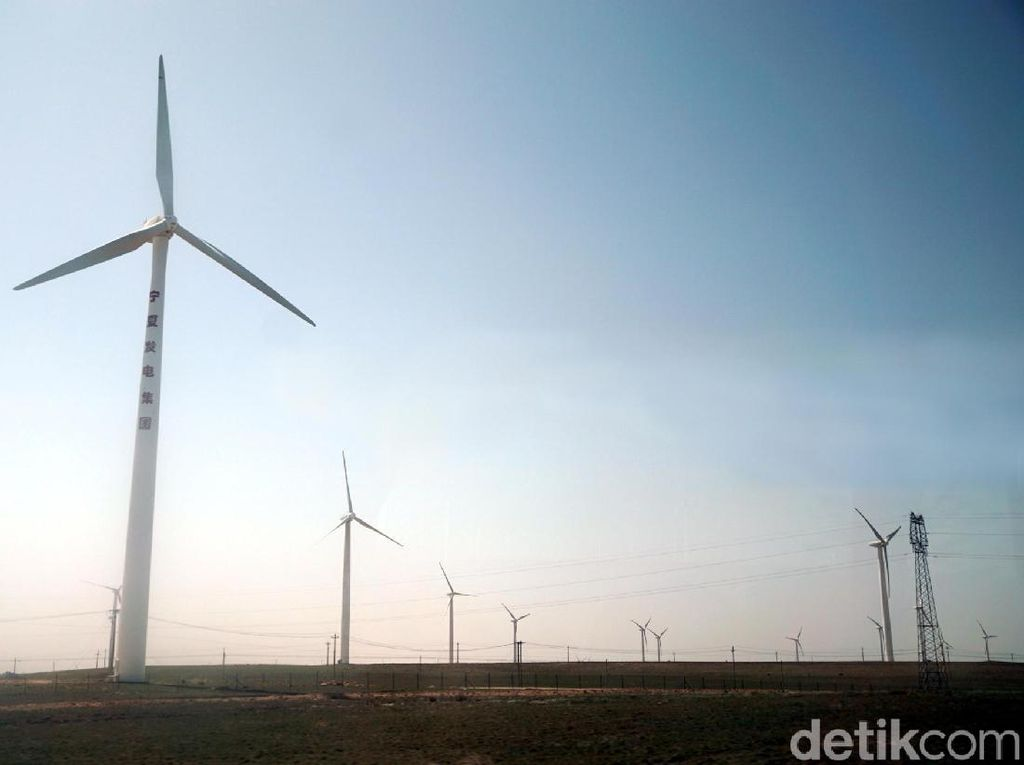 RI Bidik Porsi Energi Terbarukan 23%, Realisasinya Sudah Sampai Mana?