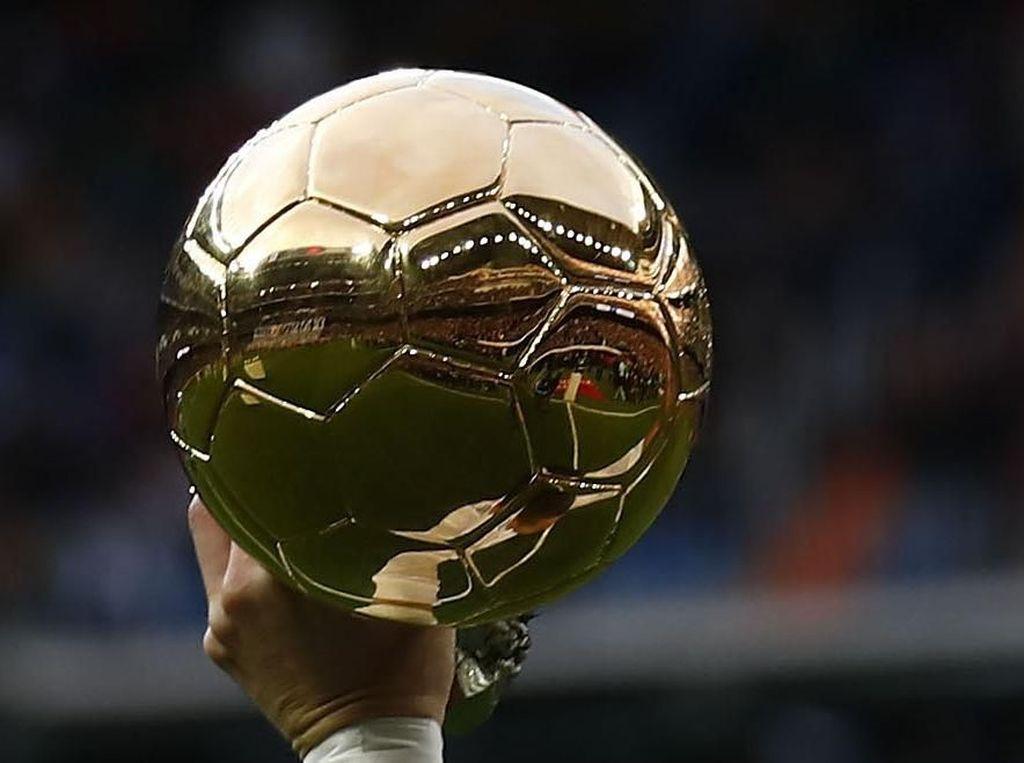 Calon Peraih Ballon dOr Usai Messi dan Ronaldo Out dari Piala Dunia