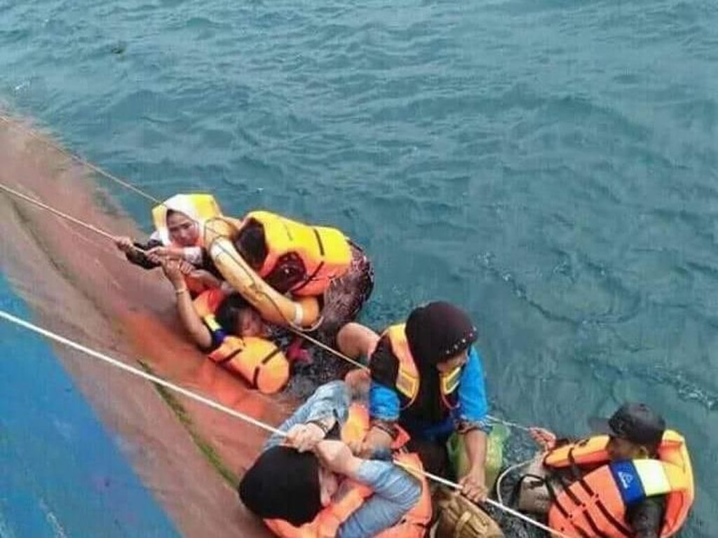 2 Kecelakaan Pelayaran Terjadi dalam Waktu Dekat, Apa yang Salah?