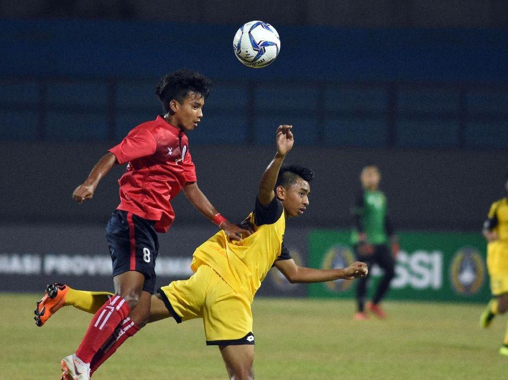 Piala AFF U-19: Kamboja Pesta Gol ke Gawang Brunei
