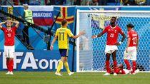 Video Highlights: Swedia Vs Swiss 1-0