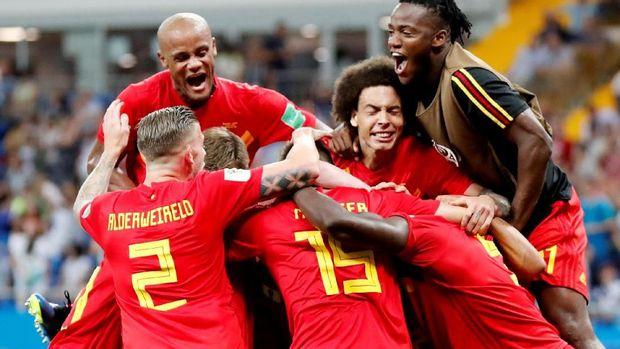 Belgia Menerapkan Strategi Aneh Menghadapi Brasil di Perempatfinal