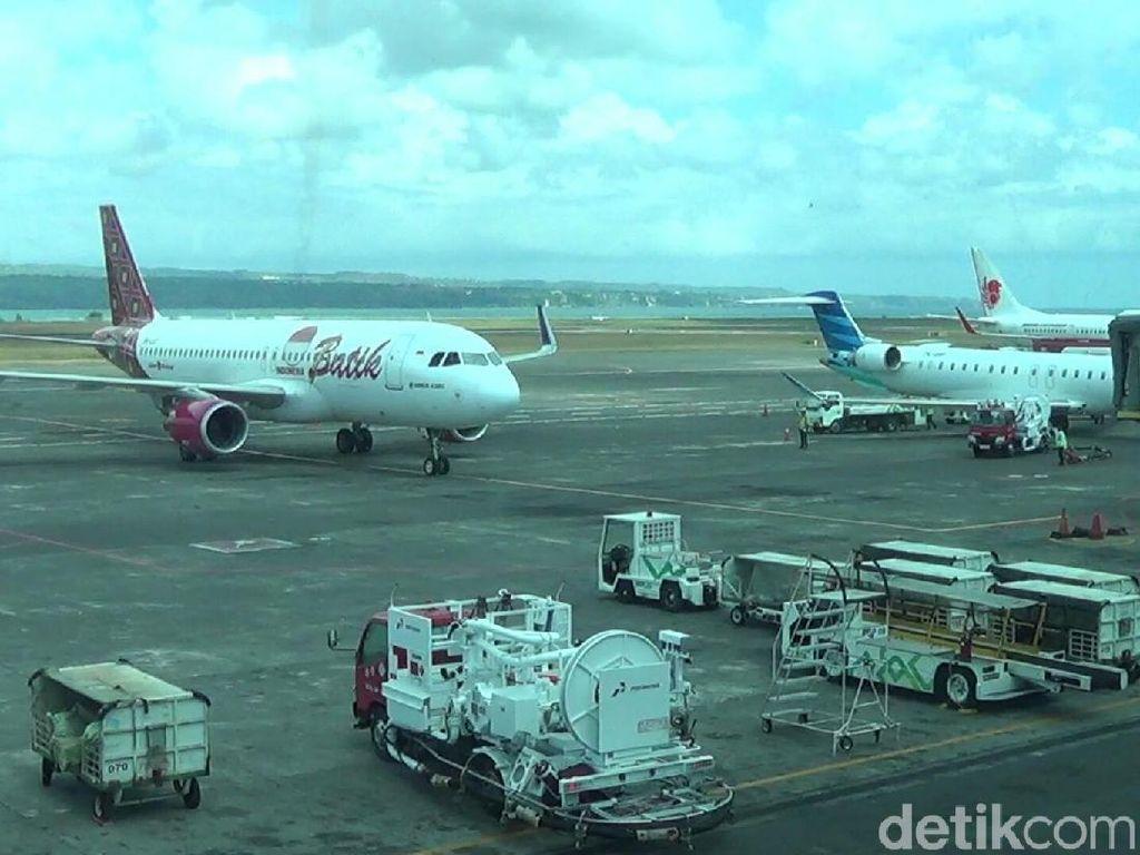 Strategi AirNav Cegah Delay Pesawat Selama IMF-World Bank