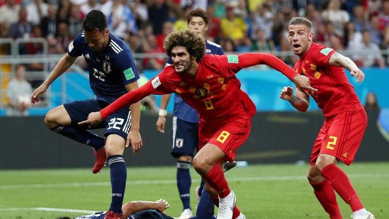 Comeback Bersejarah Belgia