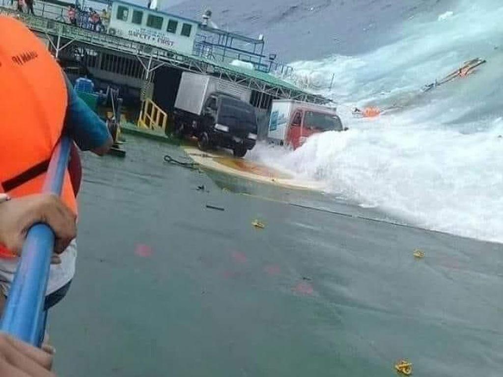 KM Lestari Kandas, Ketua DPR: Manajemen Pelabuhan Kecolongan