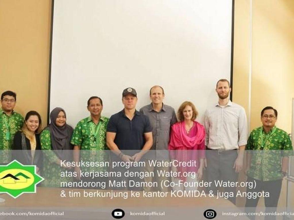 Tak Hanya Matt Damon, Seleb Hollywood Ini Juga Peduli Alam Indonesia