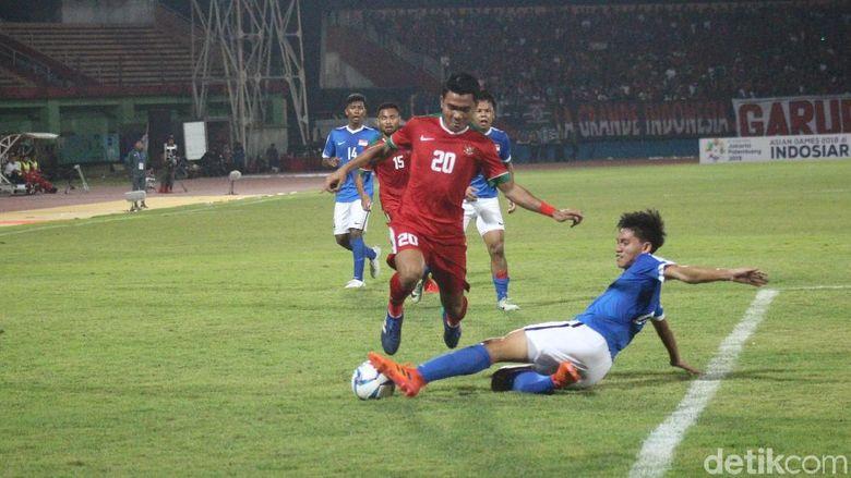 Piala AFF U-19: Indonesia Gasak Singapura 4-0