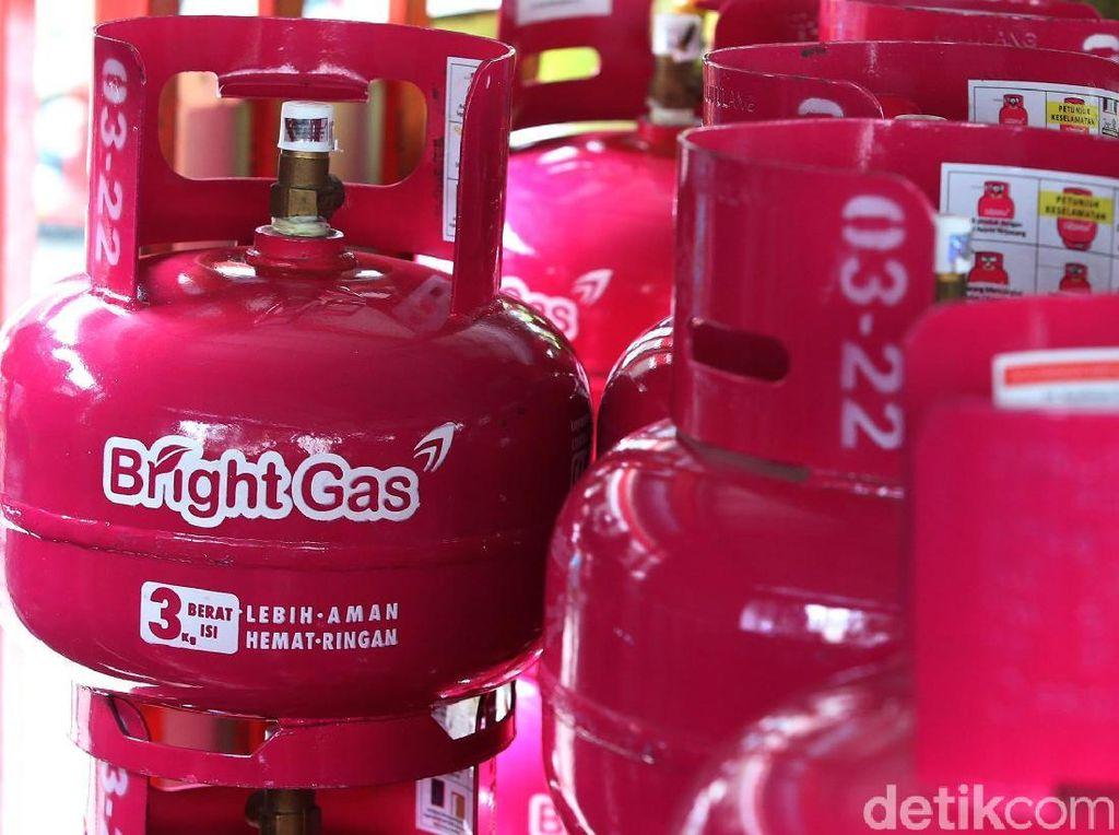 Di Jambi, Beli Bright Gas Dapat Gratis Pertamax Lho