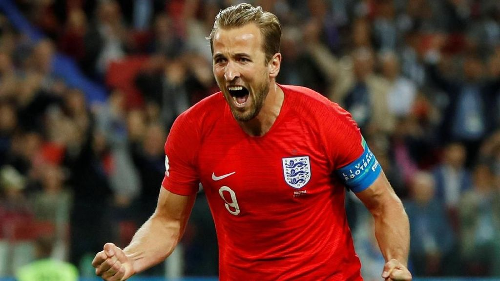 Video: Gol-gol Harry Kane, Top Skor Piala Dunia 2018