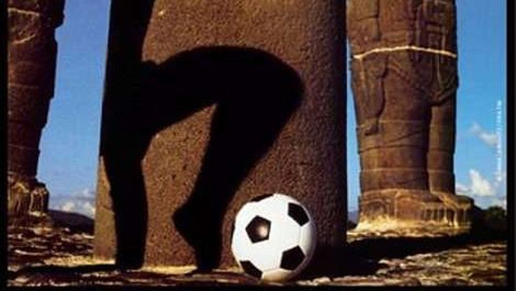 Bergaya Art Deco hingga Picasso, Ini Macam-macam Poster Piala Dunia (2)
