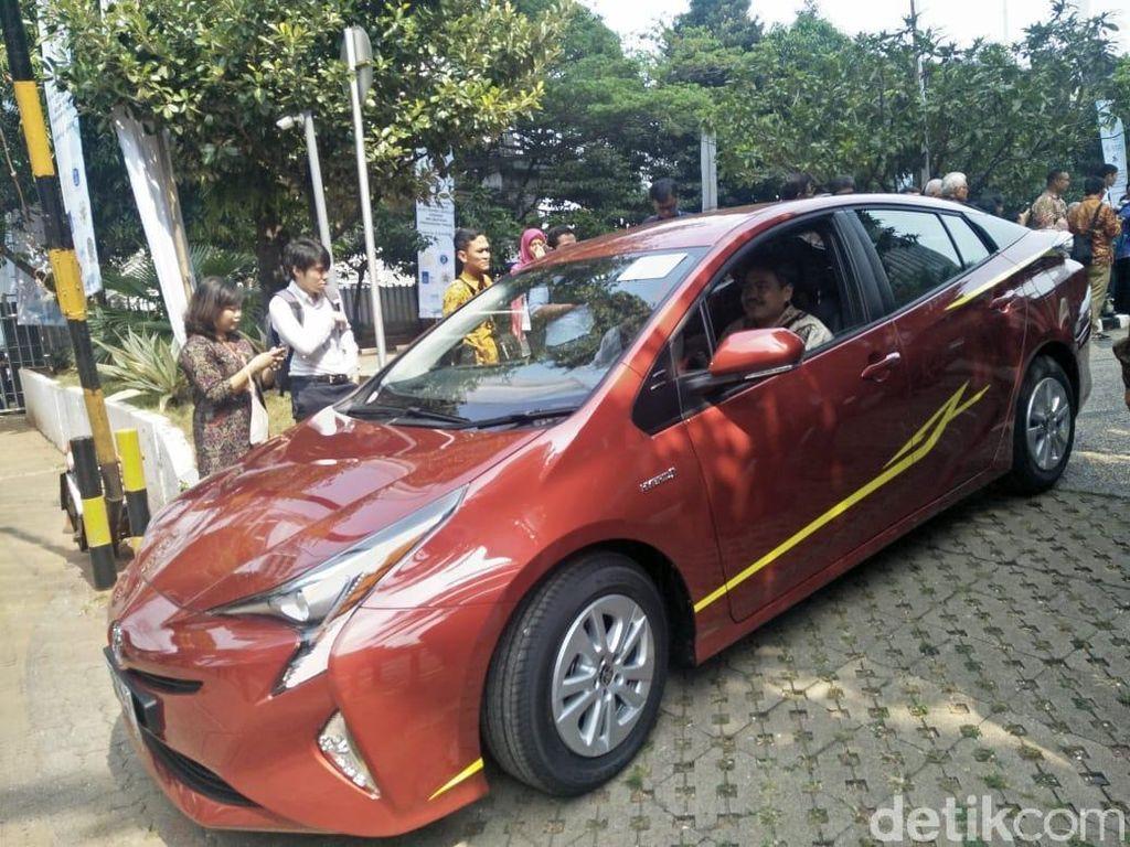 Pemerintah Harap Mobil Rendah Emisi Bisa Segera Diproduksi