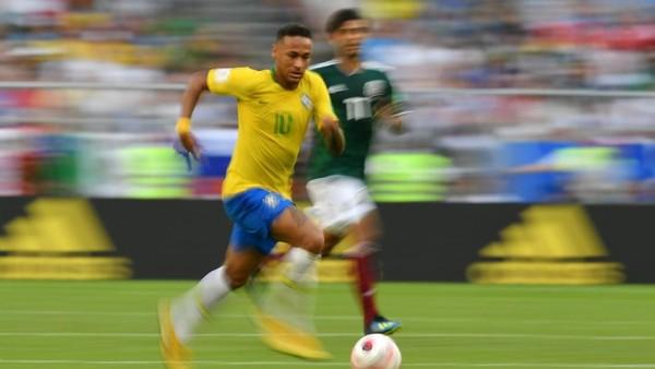 Neymar Sulit Diprediksi, Meunier Cari Cara untuk Meredamnya