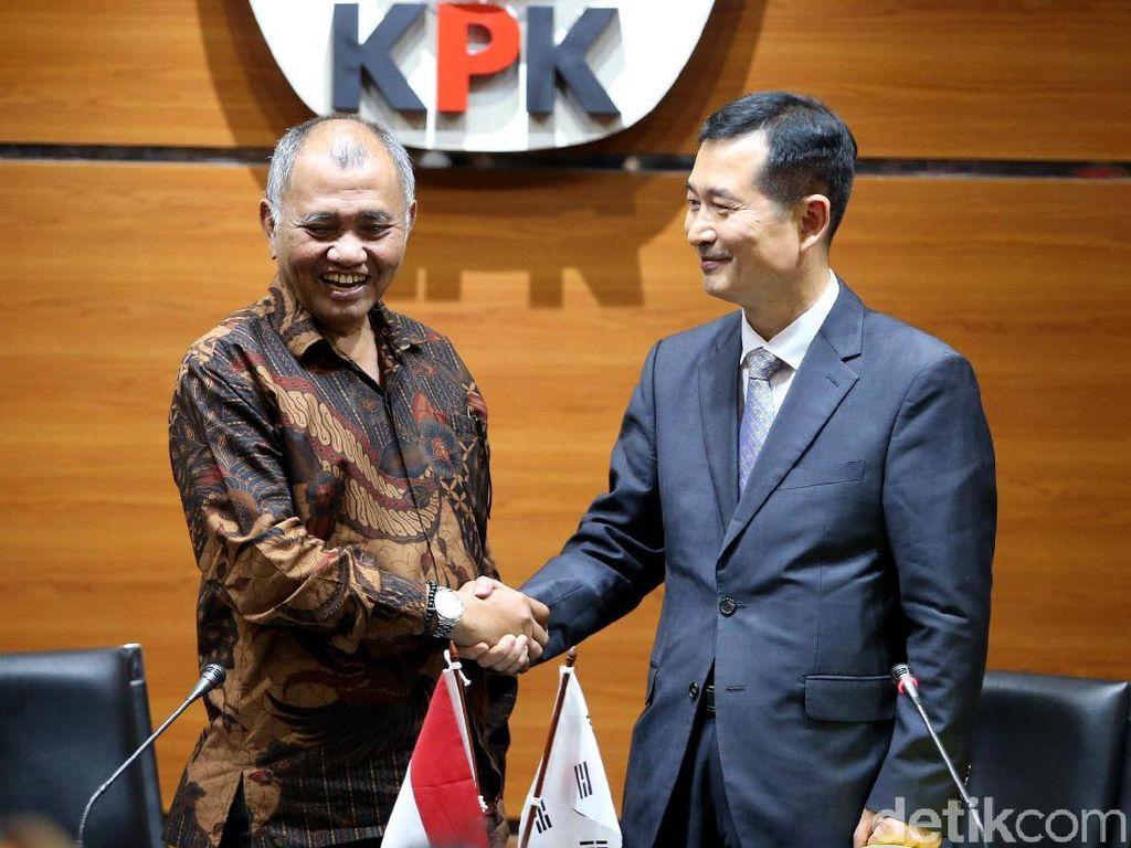 KPK RI dan KPK Korsel Jalin Kerja Sama Berantas Korupsi