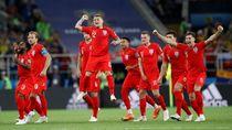 Video Inggris Jumpa Swedia di Perempat Final Piala Dunia