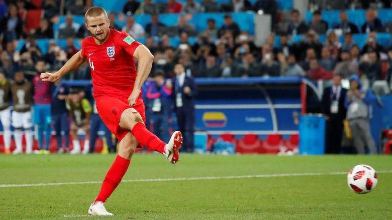 Leganya Dier Bisa Tentukan Kemenangan Inggris