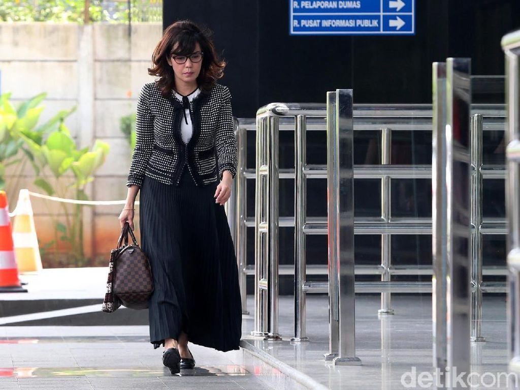 Jinjing Tas Louis Vuitton, Eks Anggota DPRD Sumut Ditahan KPK