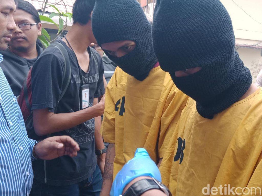 2 Jambret di Penjaringan Diringkus Polisi