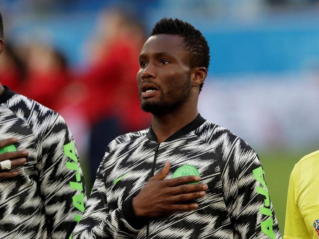Kisah Penculikan Ayah Obi Mikel Jelang Duel Nigeria vs Argentina