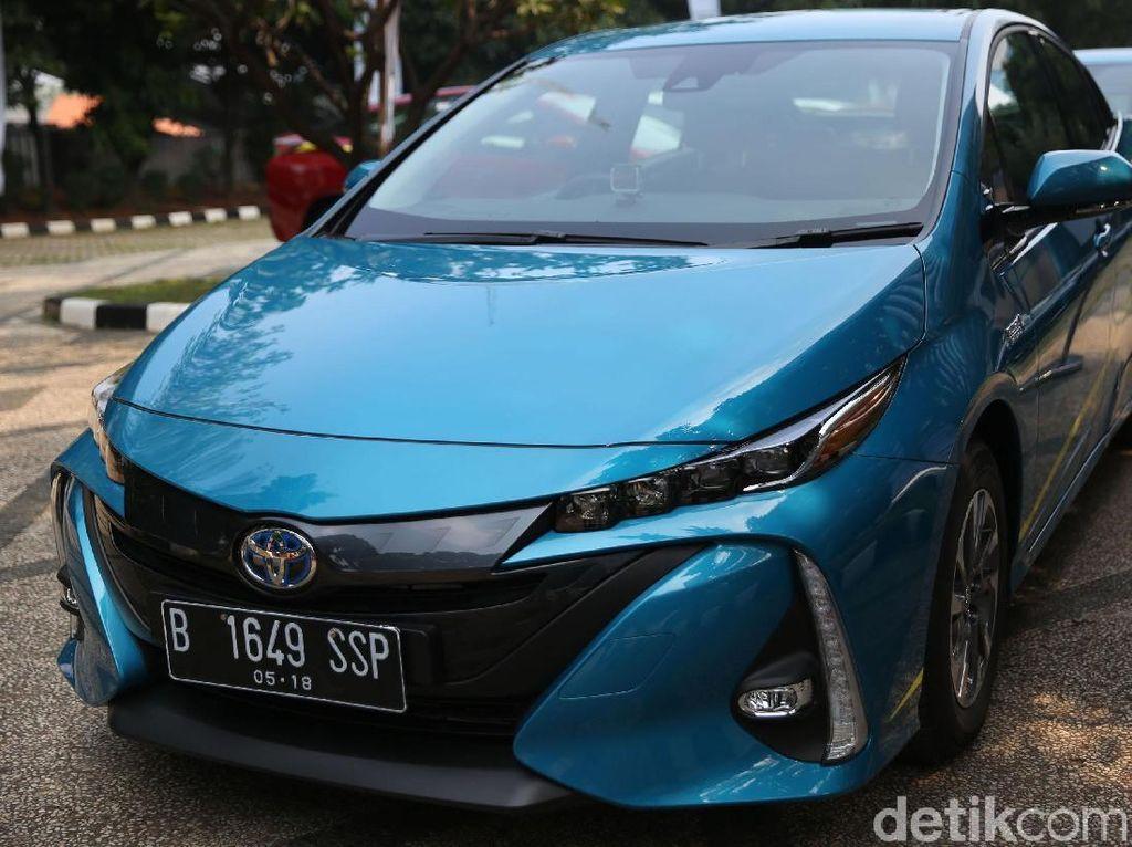 Sumbang Mobil Hijau, Ini Harapan Toyota pada Pemerintah