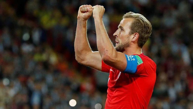 Top Skor Piala Dunia 2018: Kane Menjauh dari Kejaran Lukaku