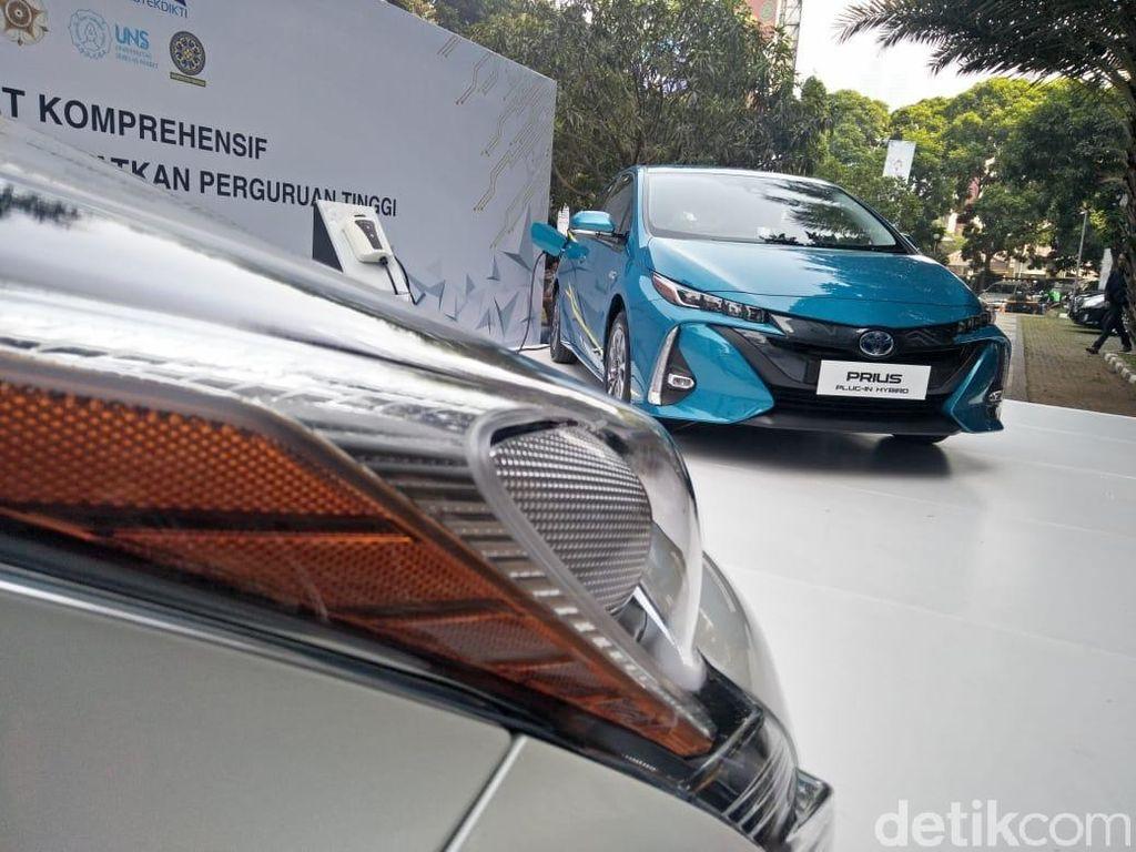 Hari Ini Toyota Umumkan Hasil Final Studi Kendaraan Listrik
