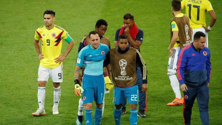 Kolombia Sudah Habis-Habisan Melawan Inggris