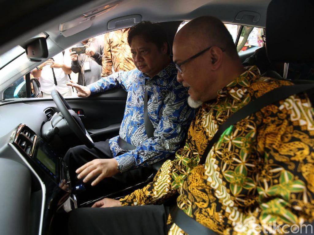 Studi Mobil Toyota oleh Kemenperin dan Universitas Hanya 3 Bulan