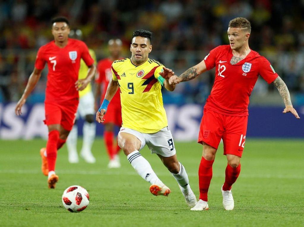 Video Highlights Babak I Kolombia Vs Inggris