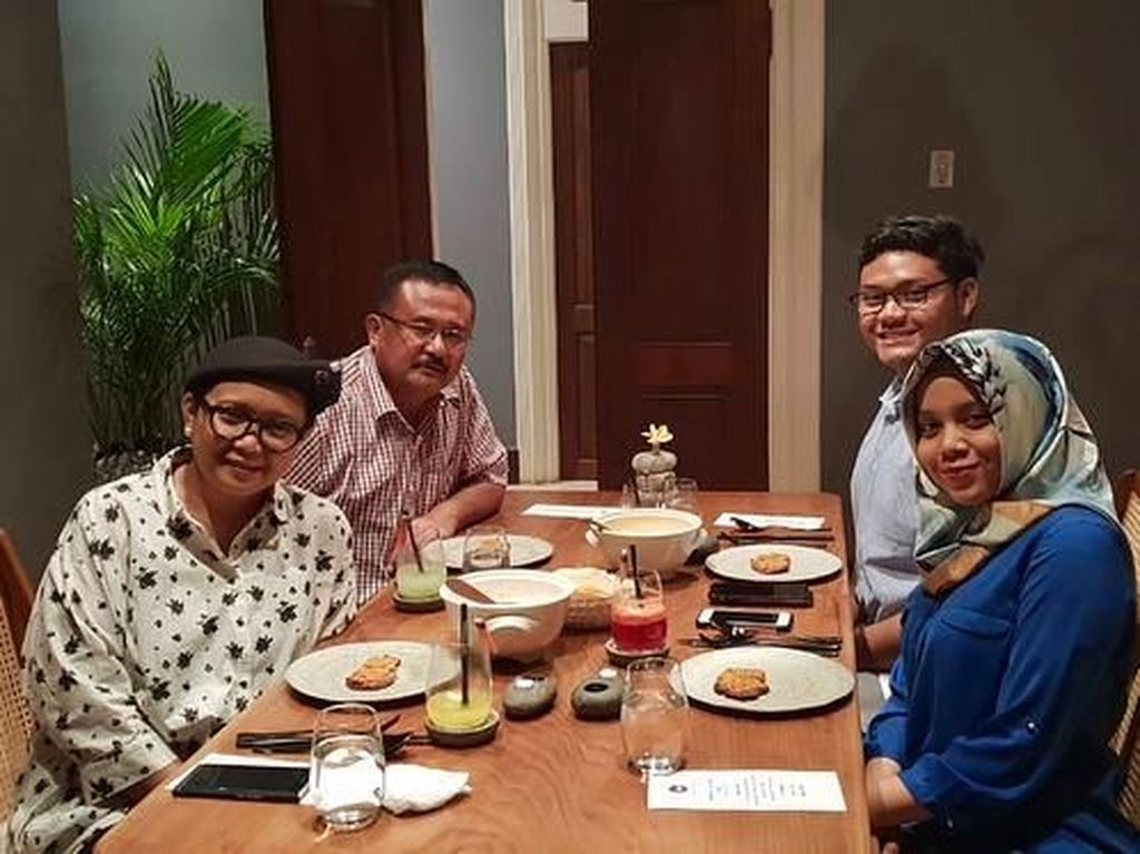 Ini Bukti Menlu Retno Marsudi Sering Promosikan Kuliner Indonesia