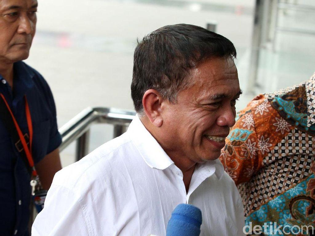 Seruan Potong Tangan untuk Gubernur Aceh yang Diciduk KPK